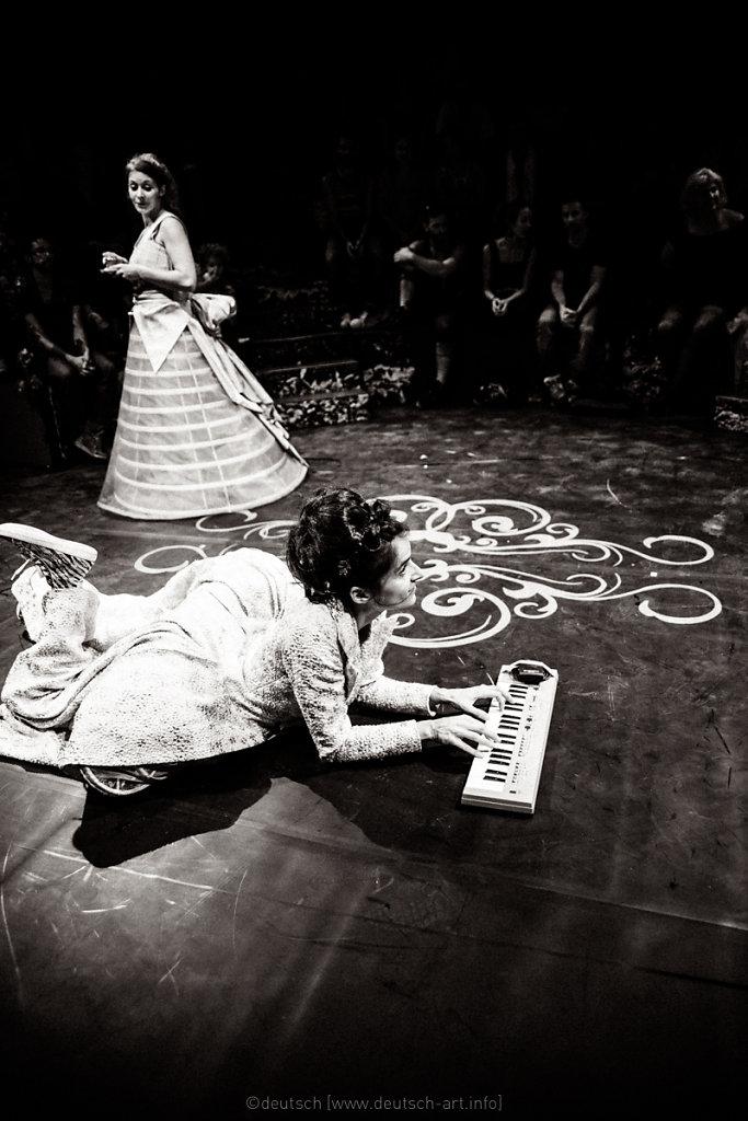 Les Princesses. Cheptel Aleïkoum