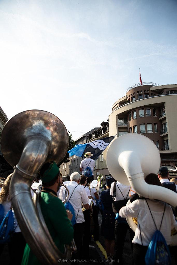 Circa Tsuica & Stadtmusik Aarau