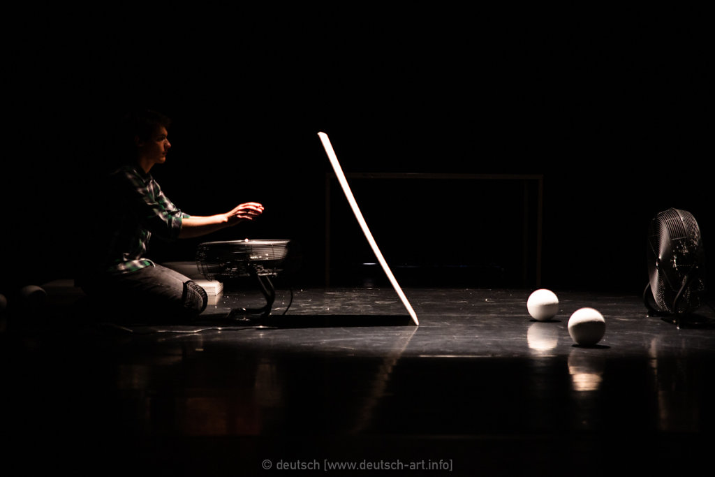 Materia | Andrea Salustri [work in progress - rehersal]